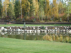 Richbar Golf & Gardens, Quesnel